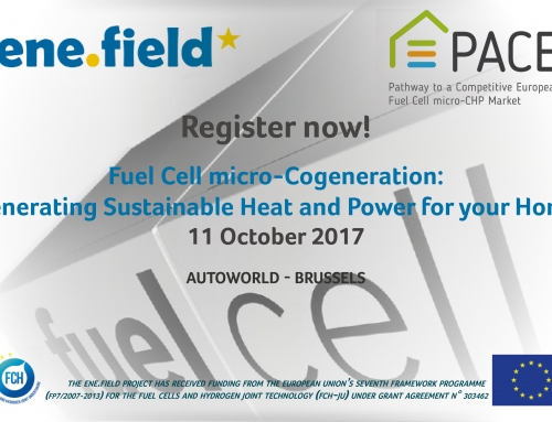 ene.field & PACE event | 11 October 2017, Autoworld, Brussels