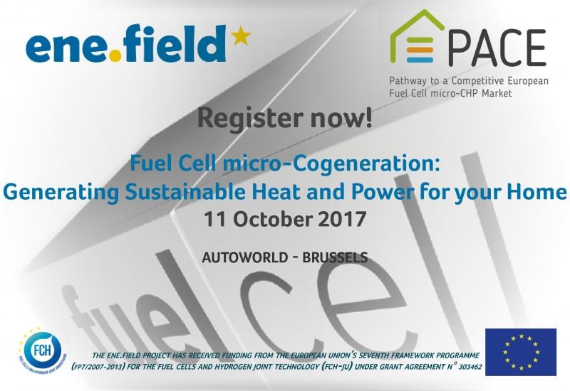 ene.field and PACE event - Register now