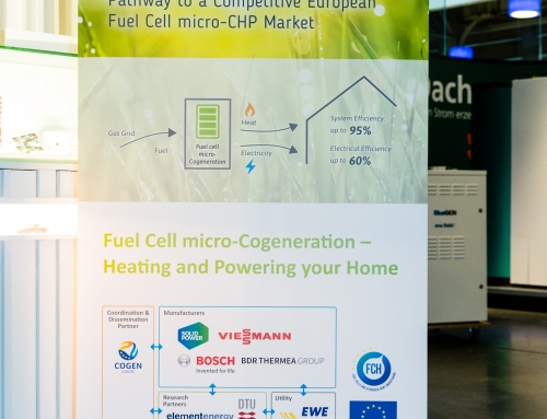 Press Release – PACE Project will move Fuel Cell micro-Cogeneration further to Mass Market Commercialisation
