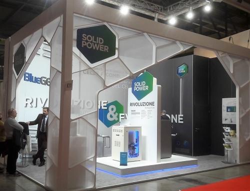 SOLIDpower at Mostra Convegno Expocomfort 2018