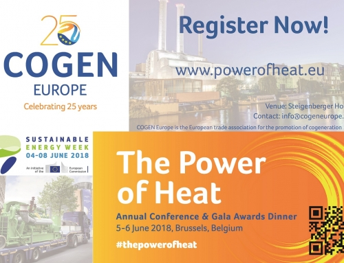 "PACE Session ""Local energy revolution – Powered by the people"" and micro-CHP exhibition (6th June, Brussels)"
