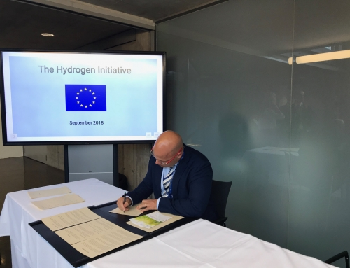 Press Release – PACE joins Hydrogen Initiative