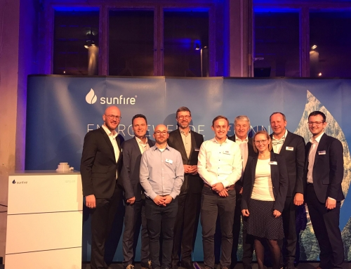 Sunfire Launches the Sunfire-Home, the First Fuel Cell Unit Based on Liquefied Gas
