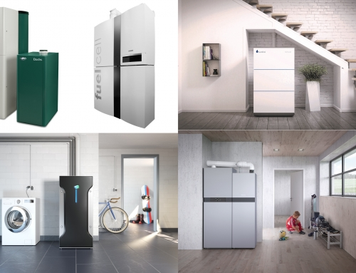 New Generation of Fuel Cell micro-Cogeneration Units on the Market with Higher Performance for Greater Customer Benefit
